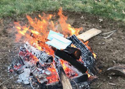 LCR Mortgage Burning Celebration 4