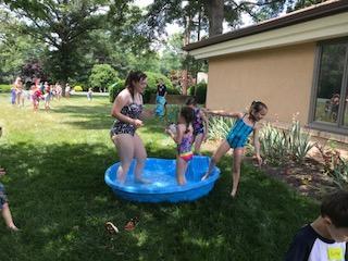 Mini-Pool Time